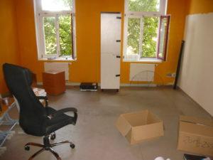 Büro, irgendwann einmal